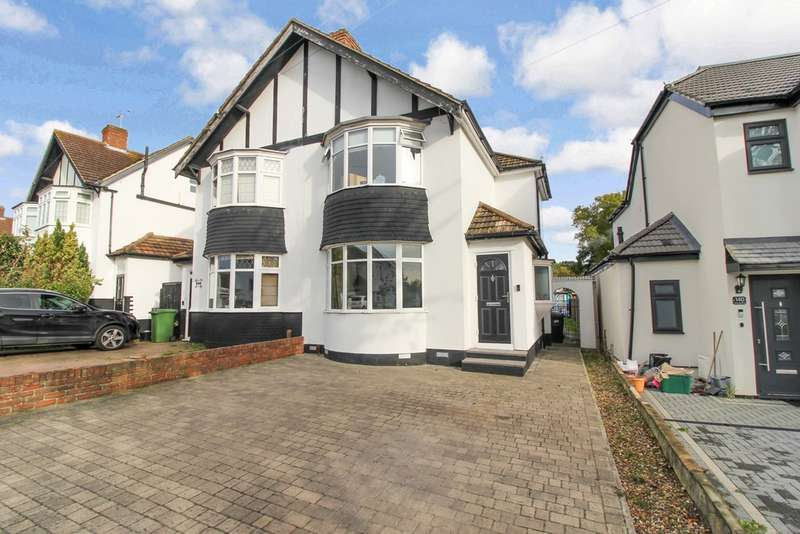2 Bedrooms Semi Detached House for sale in Crescent Drive, Petts Wood
