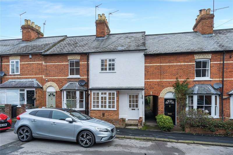 2 Bedrooms Terraced House for rent in Park Road, Henley-on-Thames, Oxfordshire, RG9