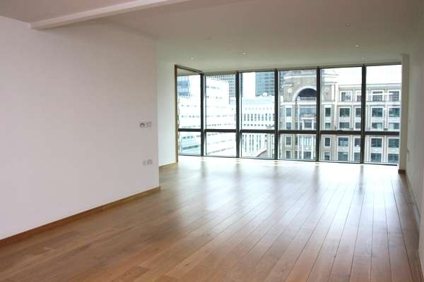 2 Bedrooms Apartment Flat for rent in No.1 West India Quay, Hertsmere Road, Canary Wharf E14