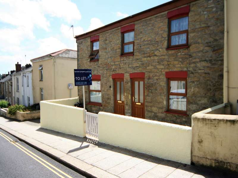 1 Bedroom Flat for rent in 24a Richmond Hill, Truro, Cornwall