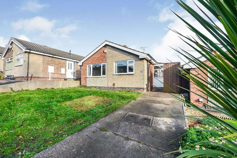 2 Bedrooms Detached Bungalow for rent in Westhill Park, Mansfield Woodhouse, Mansfield, NG19