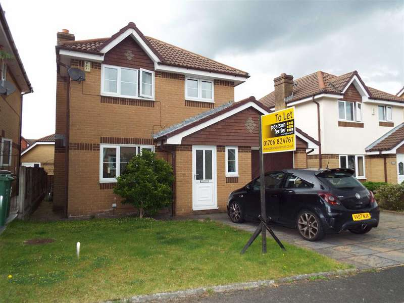4 Bedrooms Detached House for rent in Bournville Drive, Ainsworth Chase, Bury