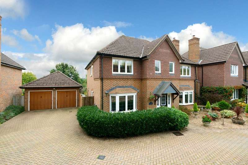 5 Bedrooms Detached House for sale in Latchford Place, Boxmoor
