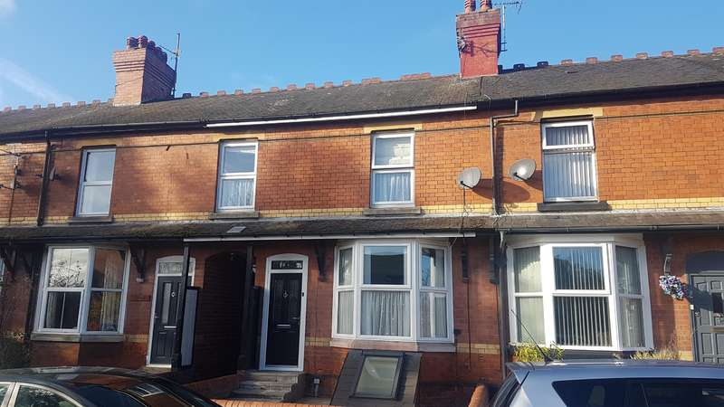 4 Bedrooms Terraced House for sale in 38 Melrose Place, Hereford, HR4 0DN