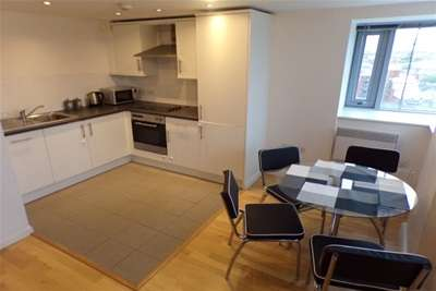 2 Bedrooms Flat for rent in Cubic Apartment, Preston City Center