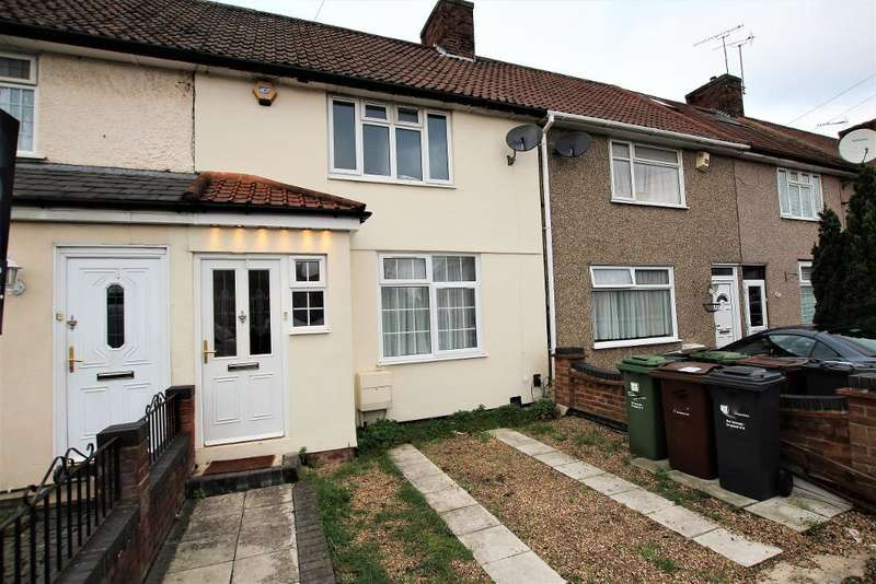 3 Bedrooms Terraced House for sale in Babbington Road, Dagenham, Essex, RM8 2XP