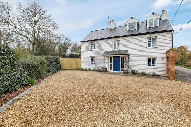 4 Bedrooms Detached House for sale in Erriot Wood, Lynsted, Sittingbourne