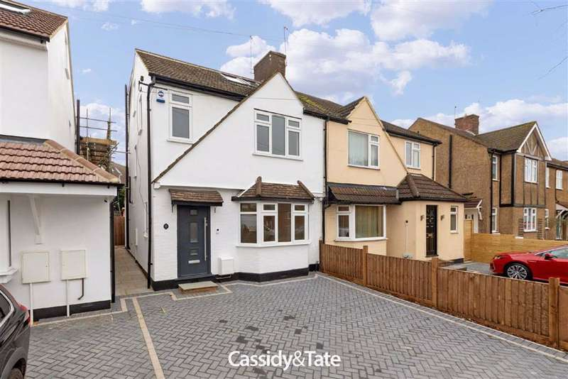 5 Bedrooms Property for sale in Ashley Road, St. Albans, Hertfordshire - AL1 5DA