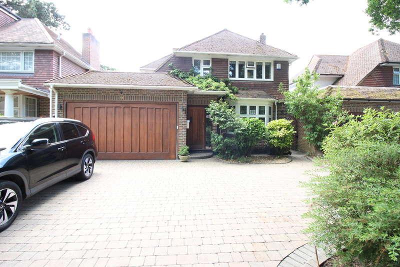 4 Bedrooms Detached House for sale in Salisbury Road