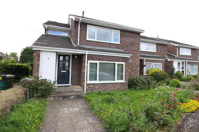 3 Bedrooms Semi Detached House for rent in Knolls Close