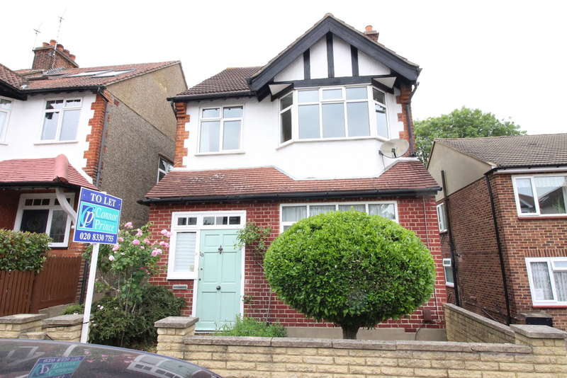 3 Bedrooms Detached House for rent in St Philips Avenue