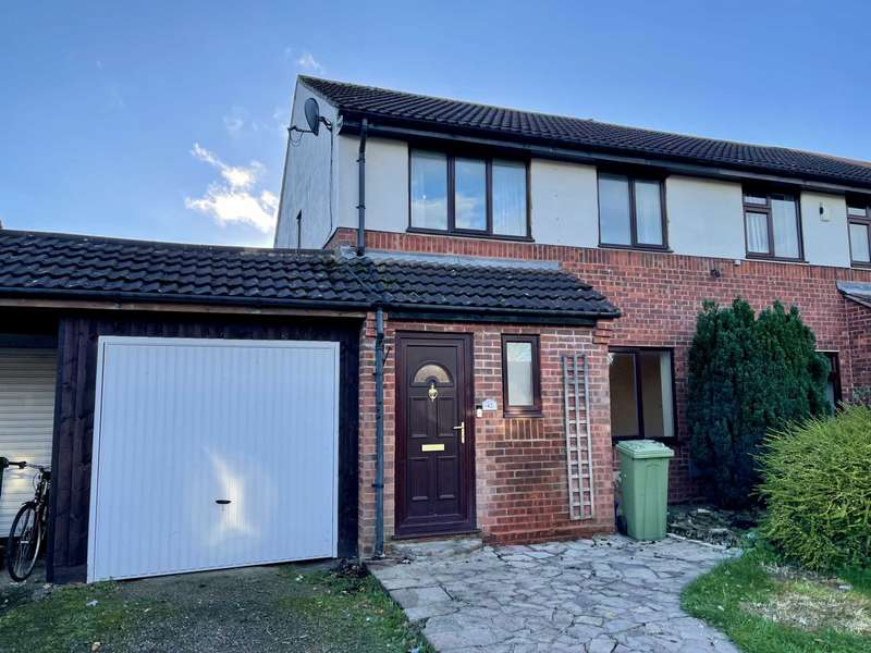 4 Bedrooms Semi Detached House for rent in Hepleswell, Two Mile Ash