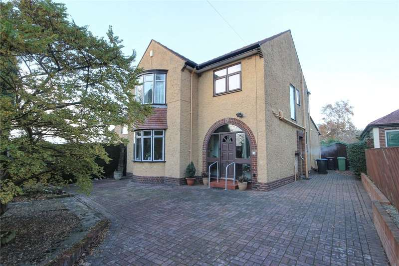 3 Bedrooms Detached House for sale in St. Charles Road, Tudhoe Village, Spennymoor, DL16