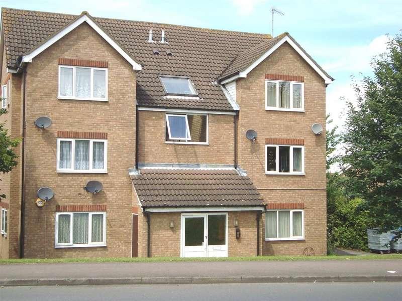 2 Bedrooms Apartment Flat for rent in Milton Walk, Houghton Regis