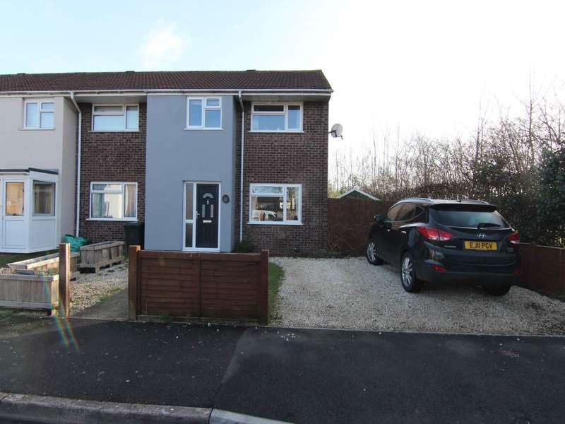3 Bedrooms House for rent in Tiverton Gardens, Worle, Weston-super-Mare