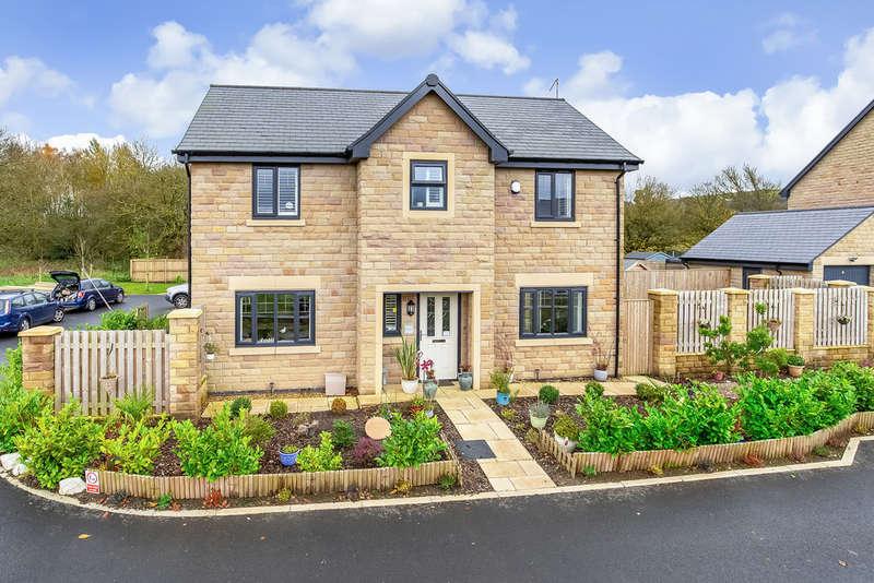 4 Bedrooms Detached House for sale in Beckside, Salterforth