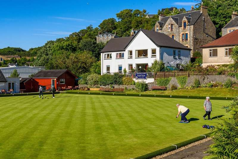 10 Bedrooms Guest House Commercial for sale in Benvoullin Road, Oban, PA34