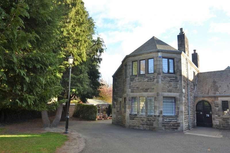 2 Bedrooms Flat for rent in Merrylea Parish Church, Merrylee Road, Newlands, G43