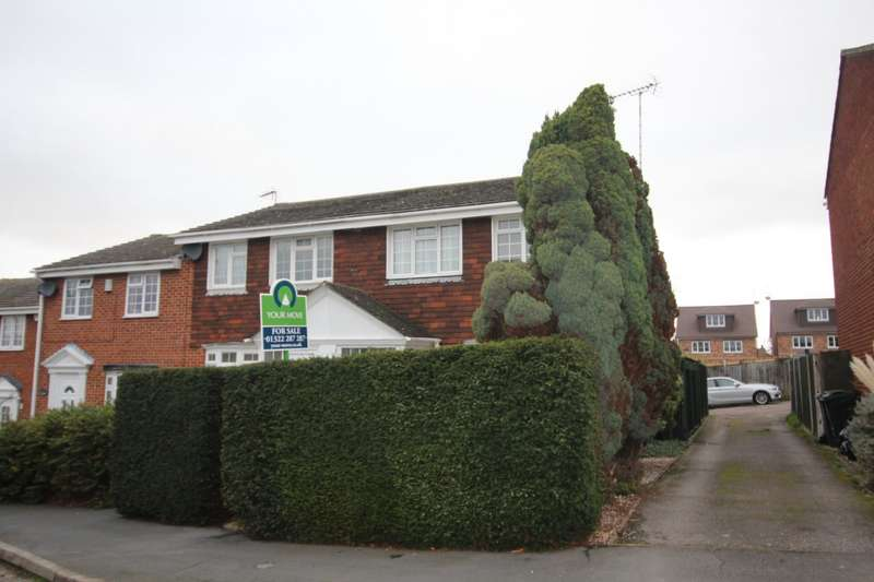 3 Bedrooms End Of Terrace House for sale in Sinclair Way, Dartford, Kent, DA2