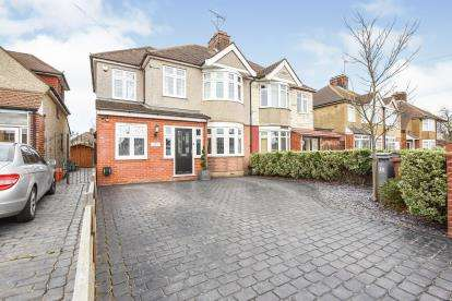 4 Bedrooms Semi Detached House for sale in Grays, Thurrock, Essex
