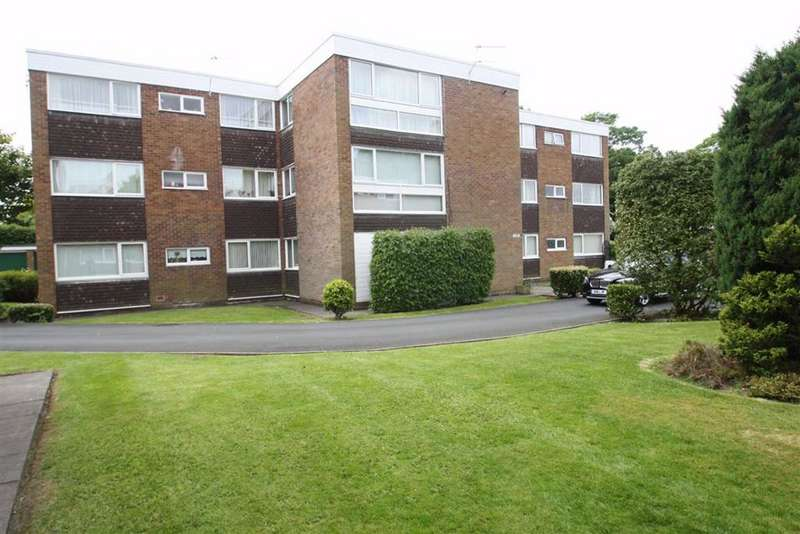 2 Bedrooms Flat for rent in Lacey Court, WILMSLOW