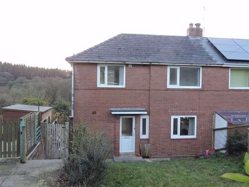 3 Bedrooms Semi Detached House for sale in Barham Road, Trecwn, Haverfordwest