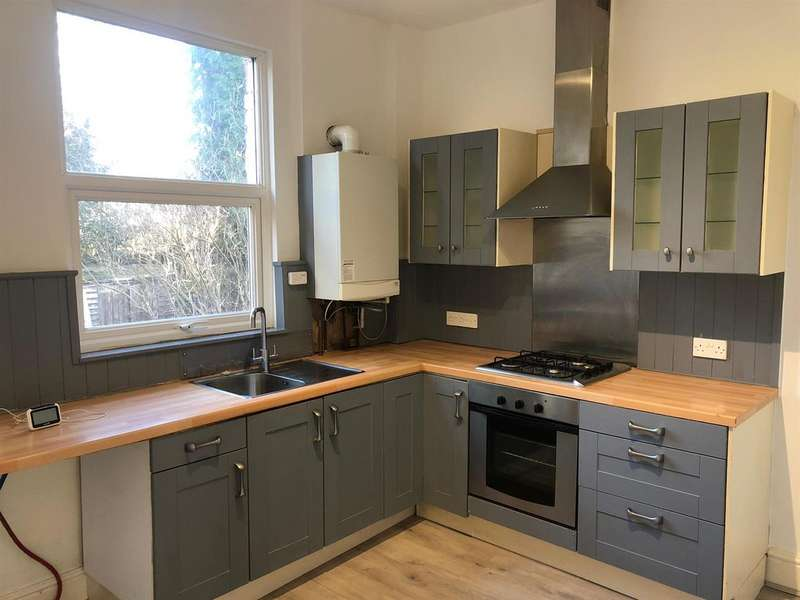 2 Bedrooms Terraced House for rent in Cambridge Street, Stockport