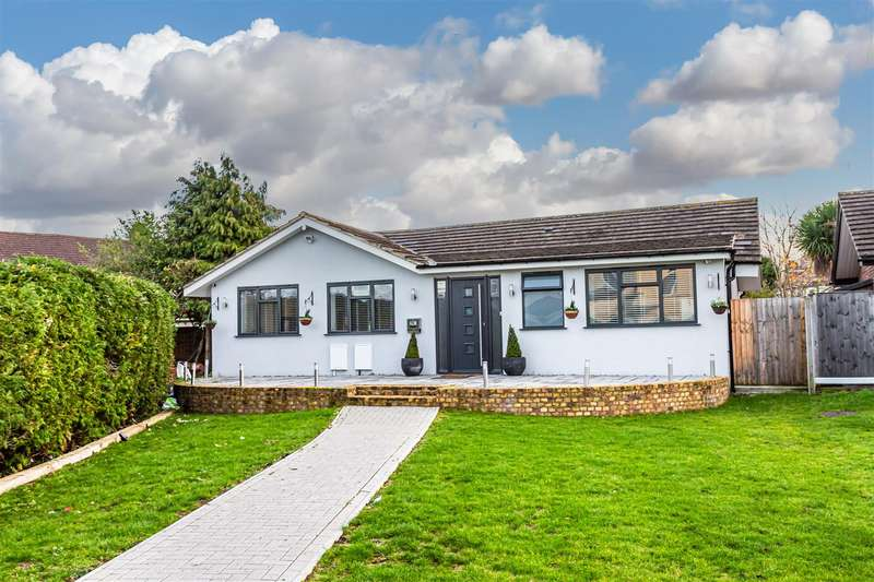 2 Bedrooms Detached Bungalow for sale in Northfield Crescent, Cheam, Sutton