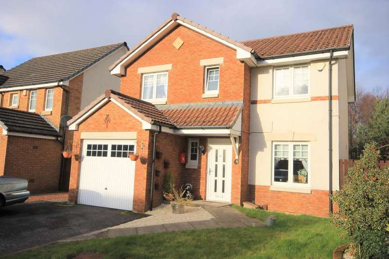 4 Bedrooms Detached House for sale in Kirkland Street, Motherwell