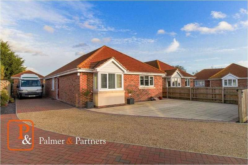 3 Bedrooms Detached Bungalow for sale in Ford Mews, Allendale Drive, Copford, Colchester CO6