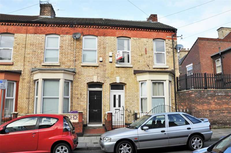 2 Bedrooms Apartment Flat for rent in Coningsby Road Flat B, Anfield, Liverpool