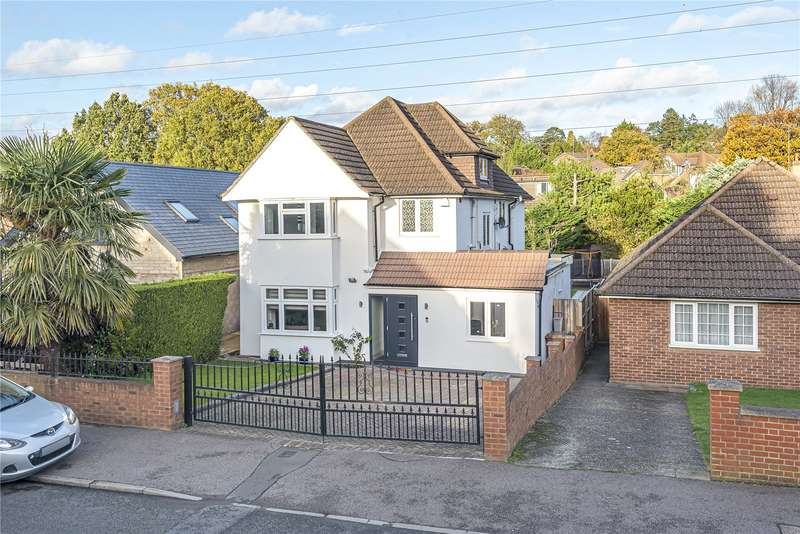 6 Bedrooms Detached House for sale in Brookdene Avenue, Watford, WD19