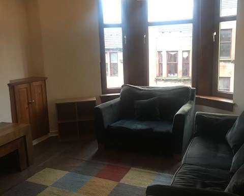 1 Bedroom Property for rent in Exeter Drive, Glasgow, G11