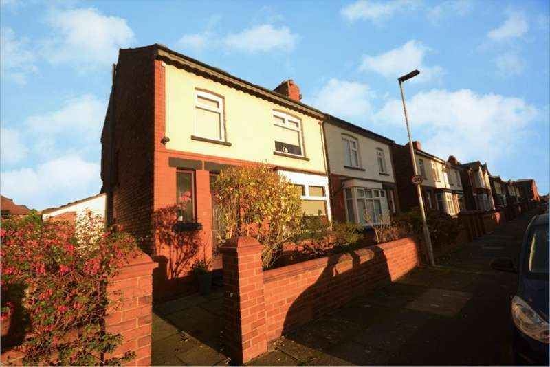 3 Bedrooms Semi Detached House for sale in Moore Street, Whelley, Wigan, WN1 3XX