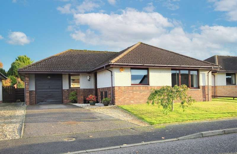 3 Bedrooms Detached Bungalow for sale in 43 Wellside Road, Balloch, Inverness, IV2 7GS