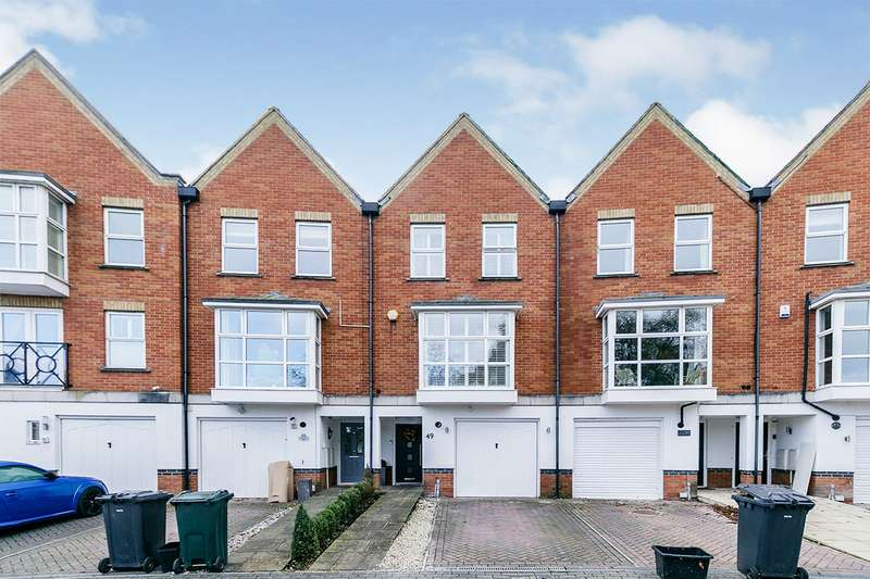 4 Bedrooms House for sale in Pinewood Place, Dartford, Kent, DA2