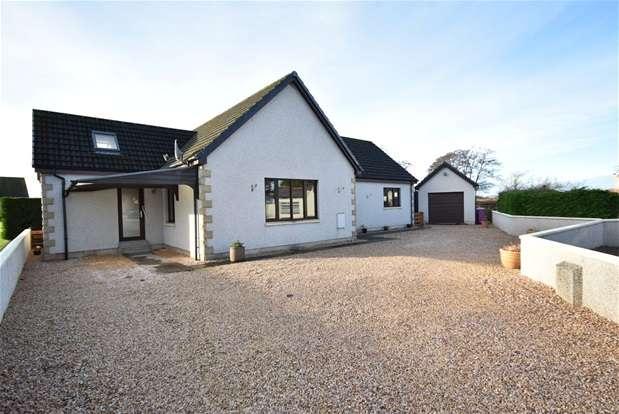 4 Bedrooms Detached Bungalow for sale in Old Croft, Bogmoor