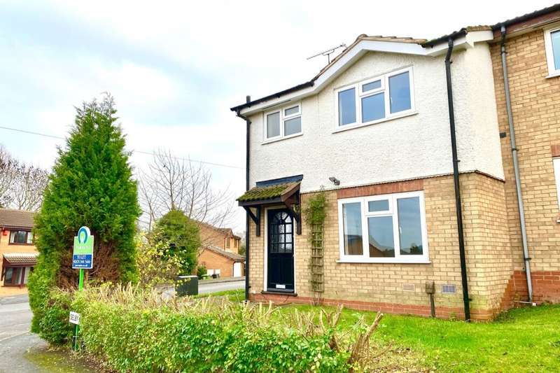 3 Bedrooms Semi Detached House for rent in Selby Way, Nuneaton, CV10