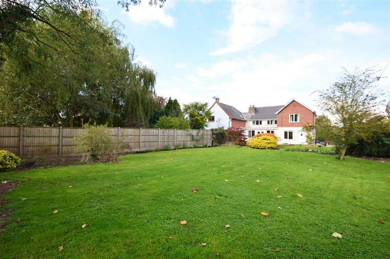 4 Bedrooms Link Detached House for sale in The Marsh, Wellington, Hereford