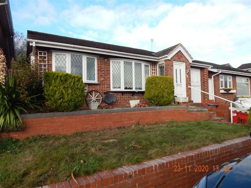 3 Bedrooms Detached Bungalow for rent in Runcorn Close, Redditch