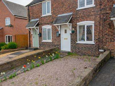 2 Bedrooms Cottage House for rent in London Road, Woore, Crewe