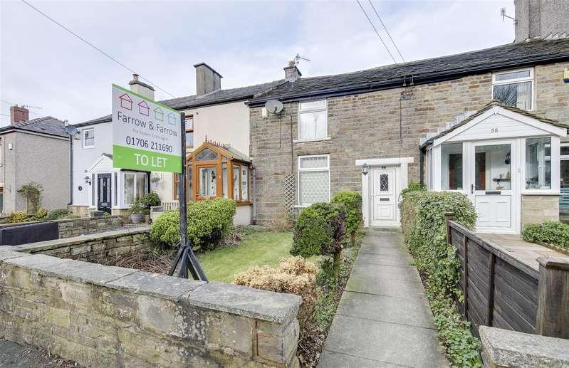2 Bedrooms Cottage House for rent in Greens Lane, Haslingden, Rossendale