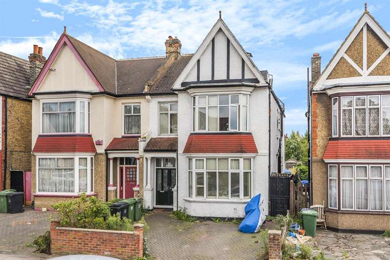 7 Bedrooms Semi Detached House for sale in Arran Road, London, SE6 2NL