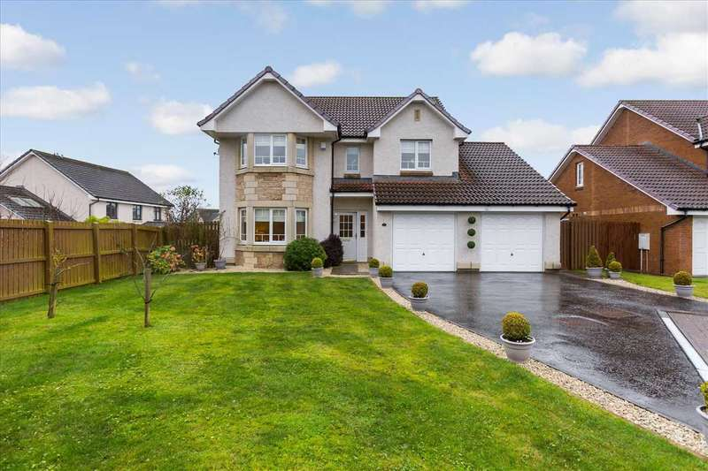 5 Bedrooms Detached House for sale in Compton Court, Jackton, JACKTON