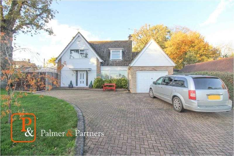 4 Bedrooms Detached House for sale in Shellcroft, Colne Engaine, Colchester, CO6