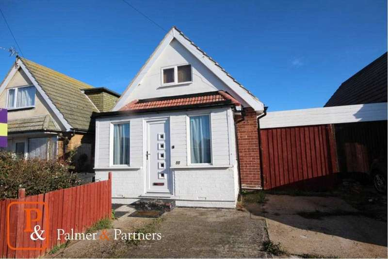 3 Bedrooms Detached House for sale in Rosemary Way, Jaywick, Clacton-on-Sea