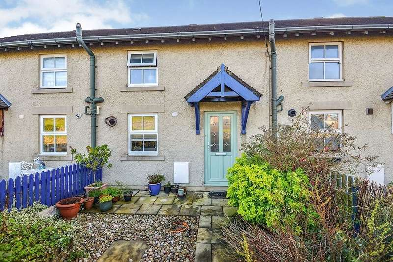 2 Bedrooms Terraced House for rent in Sand Lane, Warton, Carnforth, LA5