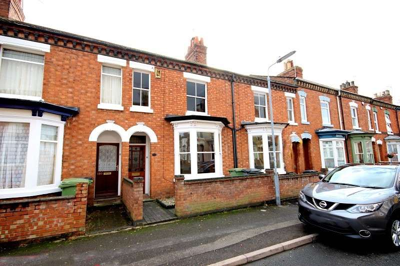 3 Bedrooms Terraced House for rent in Knox Road, Wellingborough, Northamptonshire. NN8 1HY