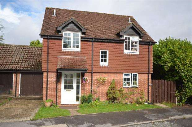4 Bedrooms Link Detached House for sale in Exeter Close, Basingstoke, Hampshire