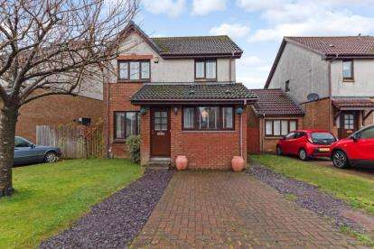 4 Bedrooms Detached House for sale in Cheviot Crescent, Lindsayfield